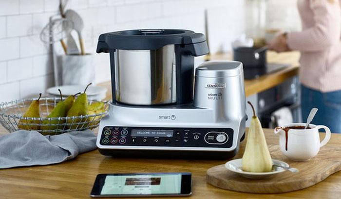 Robot da cucina Kenwood - Caratteristiche, prezzo e opinioni ...