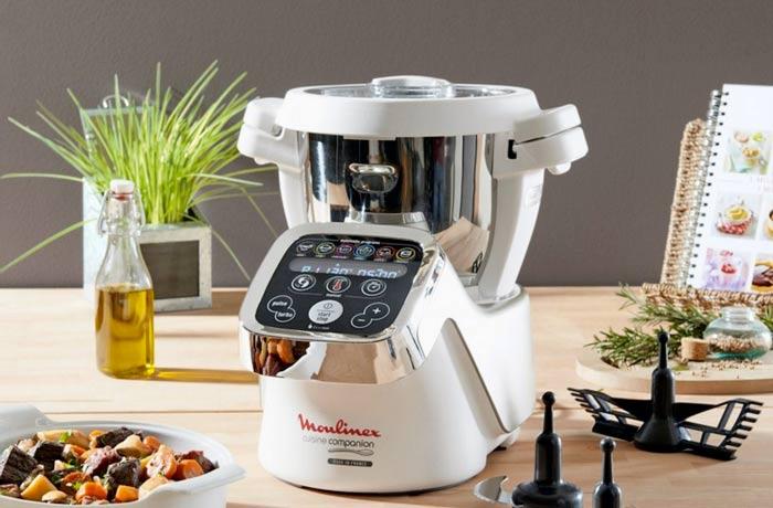 Robot da cucina Moulinex - Recensione dei migliori modelli ...
