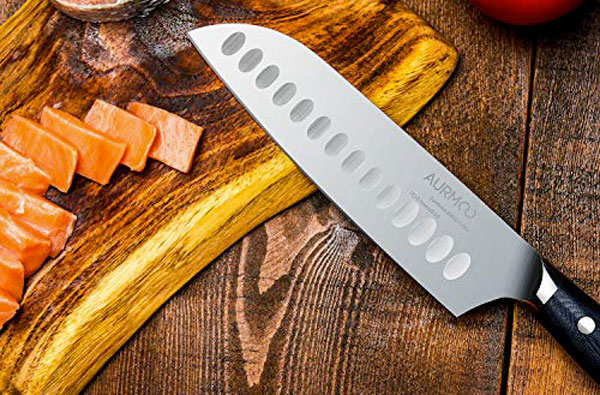 Miglior coltello Santoku