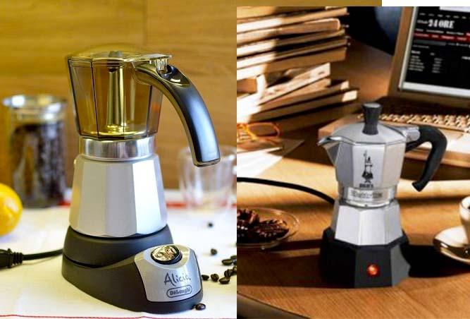 miglior caffettiera elettrica