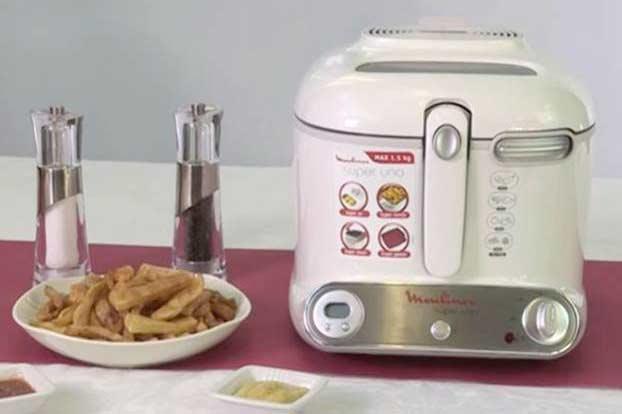 Miglior friggitrice Moulinex