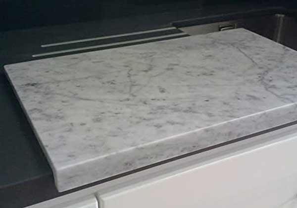 Spianatoia in marmo