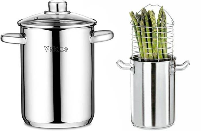 miglior pentola per asparagi